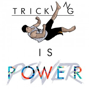 tricking is (1)