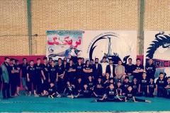 مسابقات جایزه بزرگ تریکینگ استان فارس