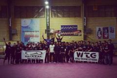 پنجمین گردهمایی تریکینگ ایران
