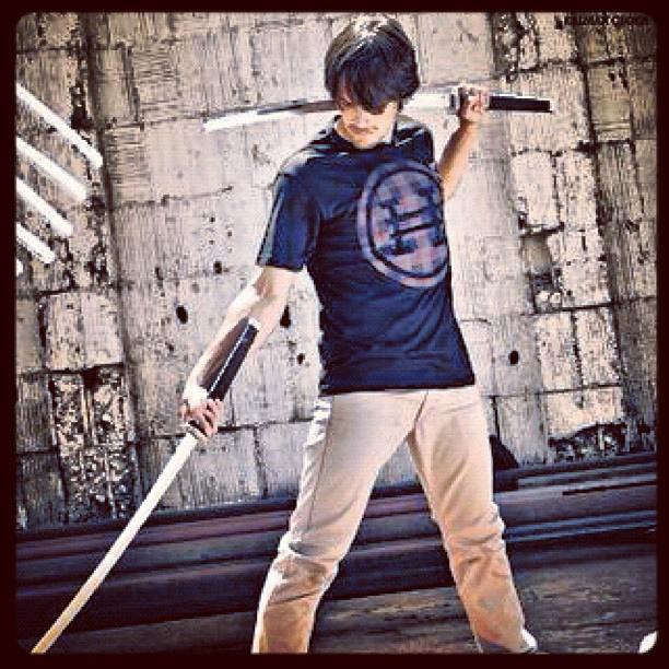 شمشیر تریکینگ