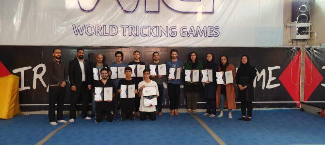 برگزاری کارگاه داوری انجمن تریکینگ ایران