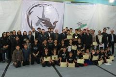 اولین مسابقات استانی تریکینگ اصفهان