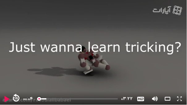 معرفی بازی و انیمیشن تریکینگ سری 5