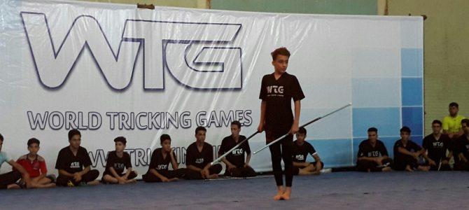 اولین پدیده مسابقات رنکینگ حرفه ای تریکینگ ایران
