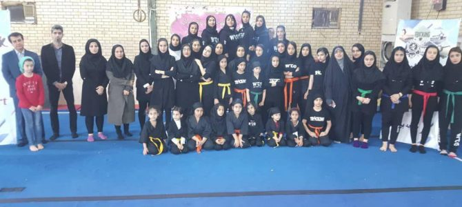 مسابقات تریکینگ استان بوشهر